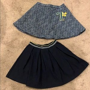 Zara girl skirts